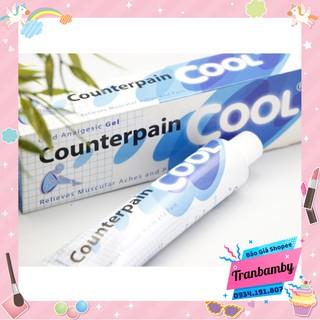 Dầu xoa bóp Counterpain Thái Lan NÓNG & LẠNH 60g thumbnail