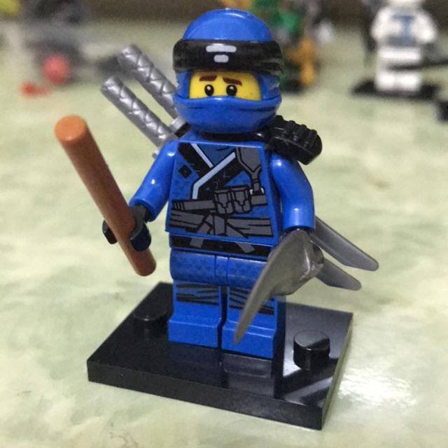 Minifigure nhân vật ninja go