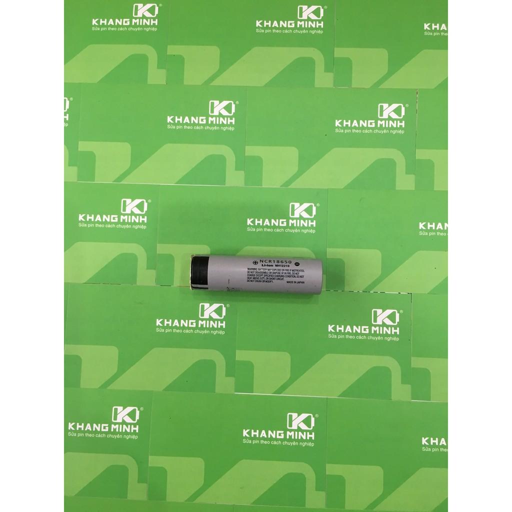 KM Cell Pin Laptop cũ Panasonic NCB18650 2900mAh, Li-ion 3.7V, dùng tốt cho sạc dự phòng, đèn pin si - 2962903 , 278688968 , 322_278688968 , 32000 , KM-Cell-Pin-Laptop-cu-Panasonic-NCB18650-2900mAh-Li-ion-3.7V-dung-tot-cho-sac-du-phong-den-pin-si-322_278688968 , shopee.vn , KM Cell Pin Laptop cũ Panasonic NCB18650 2900mAh, Li-ion 3.7V, dùng tốt cho sạ