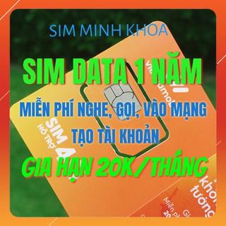Sim Vietnamobile 📱 Sim Cảm Ơn 📱 Sim Data Giá Rẻ 1 Năm Không Giới Hạn Dung Lượng,Sim Shope Vào Mạng