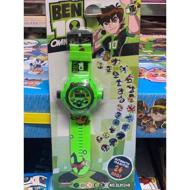 Đồ chơi đồng hồ đeo tay Ben ten 10 biến hình siêu đẹp cho bé