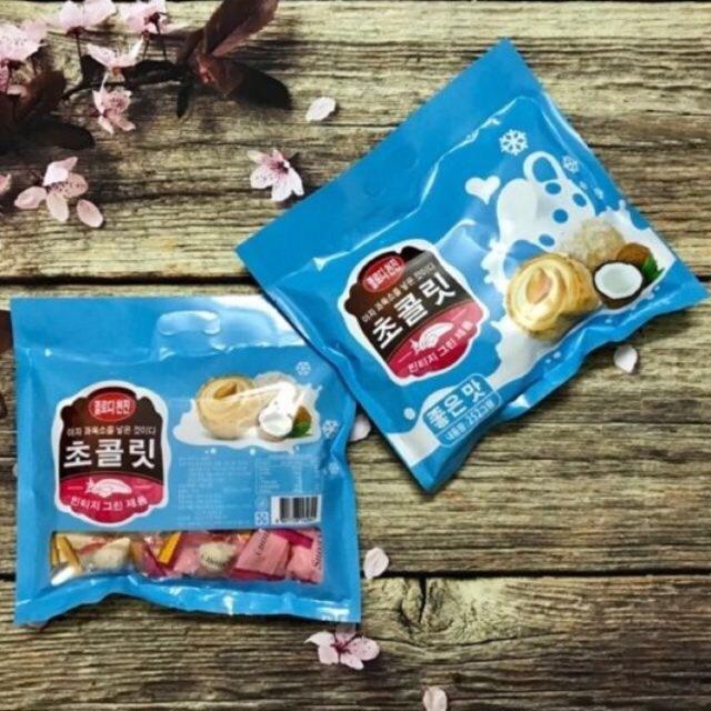 Bánh kem hạnh nhân phủ dừa Hàn quốc - 2734980 , 818650070 , 322_818650070 , 55000 , Banh-kem-hanh-nhan-phu-dua-Han-quoc-322_818650070 , shopee.vn , Bánh kem hạnh nhân phủ dừa Hàn quốc