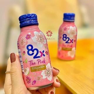 Nước uống Collagen 82X The Pink hộp 10 chai thumbnail