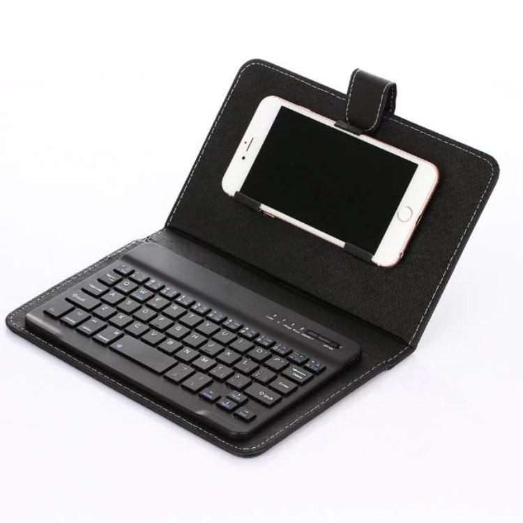 Bao da kèm bàn phím Bluetooth Giá chỉ 170.000₫
