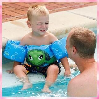 [SALE GIÁ SỐC] Áo phao bơi liền tay liền ngực cho bé Giá Shock