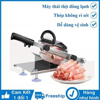 Máy Thái Thịt Đông Lạnh, Dao Cắt Thịt Làm Bếp Đa Năng ( ẢNH THẬT )