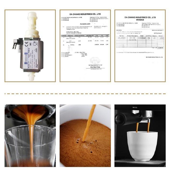 Máy pha cà phê espresso DONLIM KF6001 tiện dụng, mẫu mới nhất cho cá nhân hoặc hộ gia đình