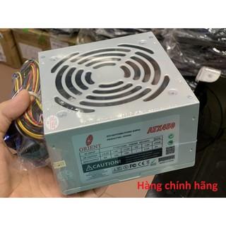 [Kèm dây nguồn] Nguồn Máy Tính PSU Orient ATX450 công suất 450W Fan 12 - Hàng chính hãng thumbnail