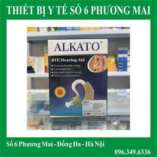 Máy trợ thính không dây nhỏ gọn ALKATO VT113 thumbnail