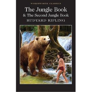 Sách Ngoại Văn The Jungle Book & The Second Jungle Book thumbnail