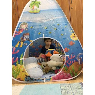 lều cho trẻ em