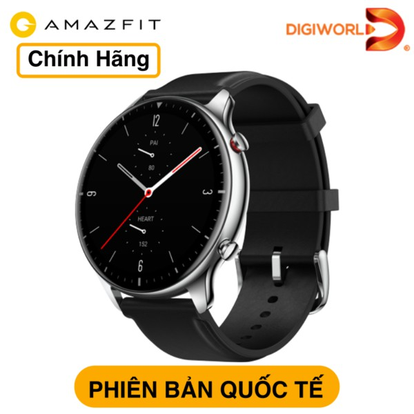 [BẢN QUỐC TẾ CHÍNH HÃNG] Đồng hồ thông minh Amazfit GTR 2 Chính Hãng Digiworld