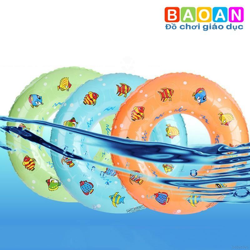 Phao bơi hình tròn 60 – 70 – 80 – 90 cm