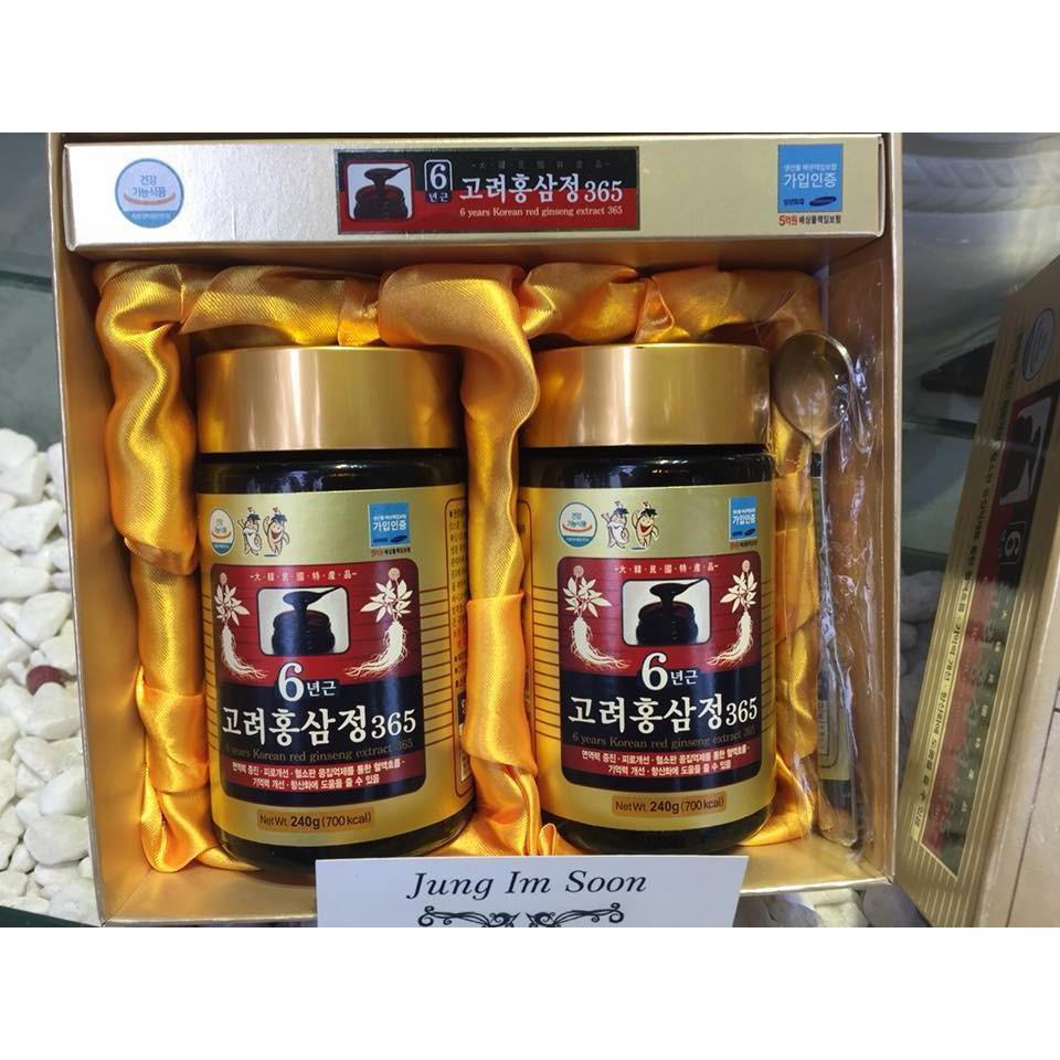 ???? Cao hồng sâm 6 năm tuổi Daehan Korean 6 years red ginseng extract 365 - 9951975 , 1344776914 , 322_1344776914 , 1200000 , -Cao-hong-sam-6-nam-tuoi-Daehan-Korean-6-years-red-ginseng-extract-365-322_1344776914 , shopee.vn , ???? Cao hồng sâm 6 năm tuổi Daehan Korean 6 years red ginseng extract 365