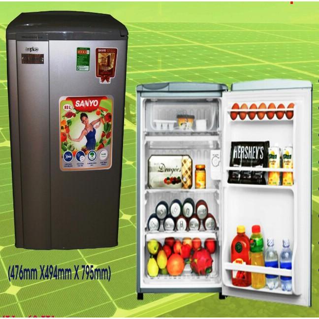 Tủ Lạnh 12V DC (90L)