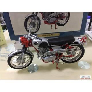 Mô hình đồ chơi xe Mô Tô HONDA LC 720 cổ tỷ lệ 1:10
