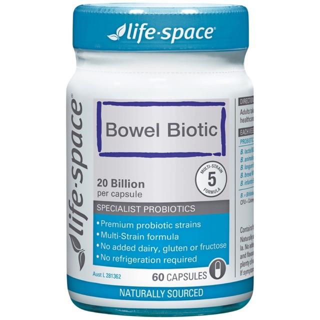 Men vi sinh cho đường ruột  Bowel Biotic