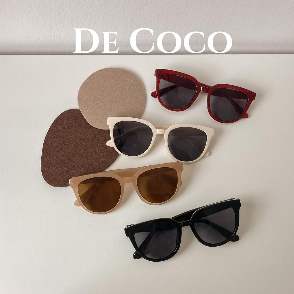 [Mã SKAMCLU8 giảm 10% cho đơn từ 100K] Kính mát nữ dòng Jesy decoco.accessories