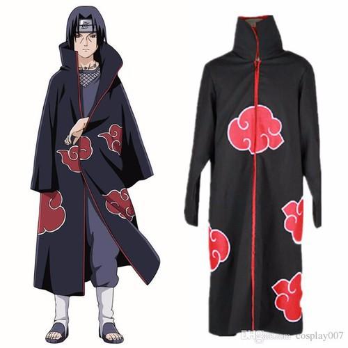 Trang phục cosplay áo khoác Akatsuki