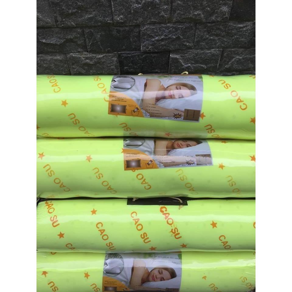 Ruột gối ôm cao su non 30x100cm - gối ngủ - gối ôm – phụ kiện giường ngủ - chăn ra gối nệm - giường ngủ - đồ dùng phòng