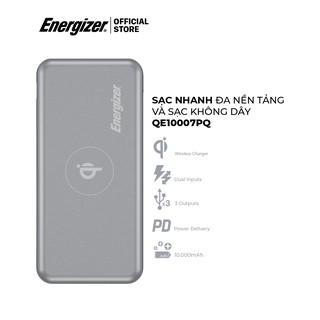 Sạc dự phòng Energizer 10,000mAh /3.7V Li-Polymer - QE10007PQGY