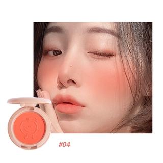 Hình ảnh Blusher Palette SANIYE E0150 Natural 6 Colors 5.5g-6