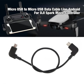 Micro USB to Micro USB Data Cable Line Android For DJI Spark Mavic Controller