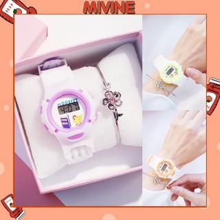 Đồng hồ thời trang trẻ em dây cao su DH81 Siêu Đẹp thumbnail