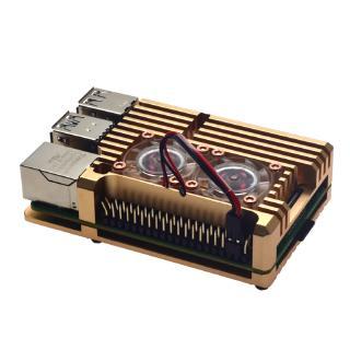 Vỏ Nhôm Bảo Vệ Cho Raspberry Pi 4 Model B