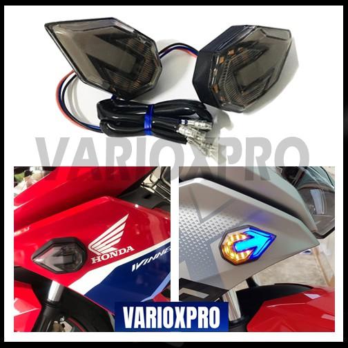 Xi nhan Winner X và VARIO hình mũi tên siêu đẹp - Dùng cho xe WINNER VARIO EXCITER