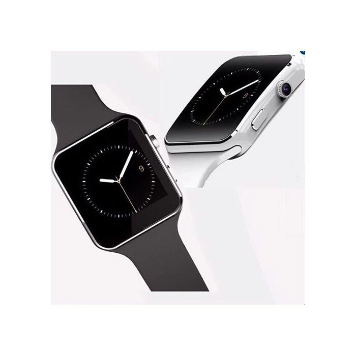 Đồng hồ thông minh Smartwatch X6 màu đen màn hình cong cao cấp - 15280183 , 1134711435 , 322_1134711435 , 249000 , Dong-ho-thong-minh-Smartwatch-X6-mau-den-man-hinh-cong-cao-cap-322_1134711435 , shopee.vn , Đồng hồ thông minh Smartwatch X6 màu đen màn hình cong cao cấp
