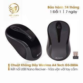 Chuột Laptop Không Dây A4 Tech Chuột Máy Vi Tính Wireless Cao Cấp - OHNO Việt Nam thumbnail
