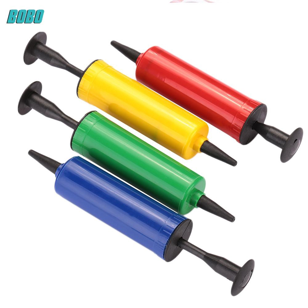 Mini Portable Hand Inflator Air Pump Inflating For Ball Basketball Volleyball