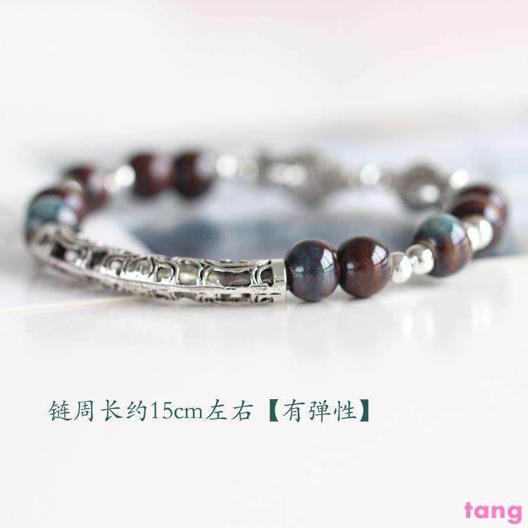 [Pisces Mochizuki] handmade creative ethnic style ceramic fashion bracelets small jewelry direct sales 115