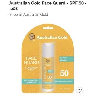 Kem chống nắng vàng Úc- SPF 50 -5oz thumbnail
