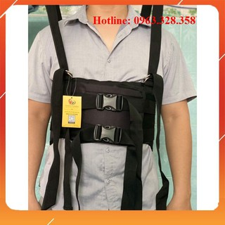 Đai Kéo Giãn Cột Sống Lưng – Đai Treo Xà Đơn Giảm Đau Lưng – bảo hành 24 tháng