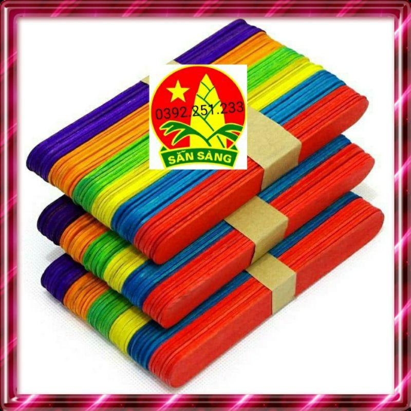 50 Que đè lưỡi màu loại đẹp tại Hà Nội