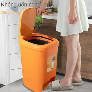 Thùng rác, bao gồm nhà, phòng ngủ, ròng đỏ, tắt tiếng, làm chậm nhà bếp, nhà vệ sinh, phòng tắm, khử mùi, lớn, bàn đạp, thumbnail