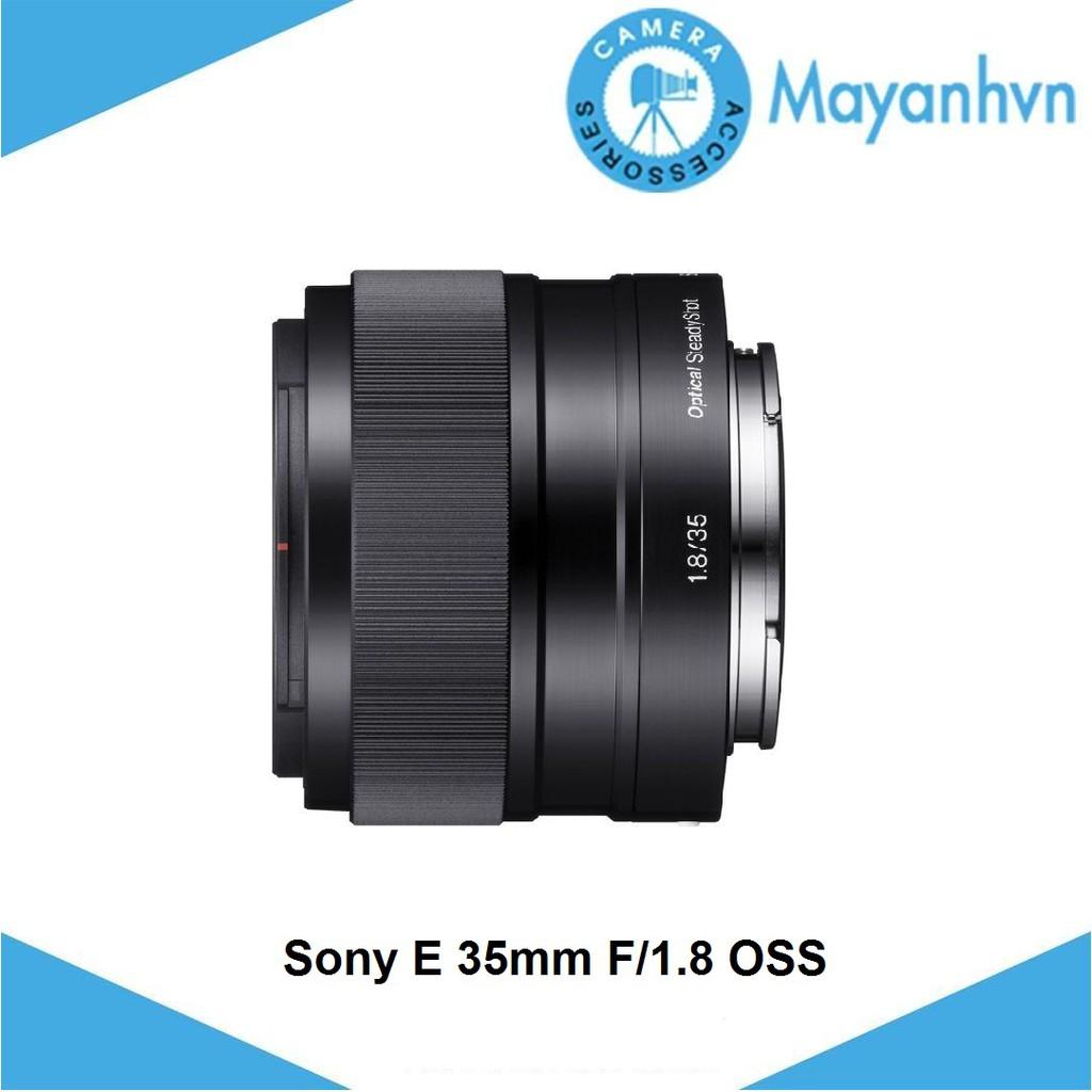 Ống kính Sony E 35mm F/1.8 OSS (Hàng chính hãng)