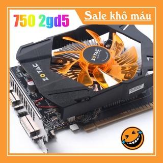 Card màn hình Zotac 750 2g thumbnail