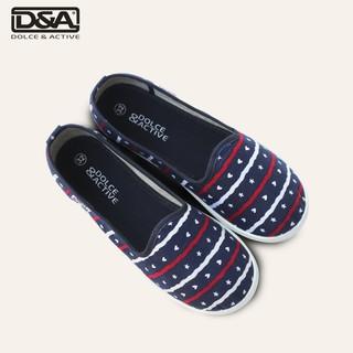 Giày slipon bé gái D&A EPG1926 siêu nhẹ siêu bền thumbnail