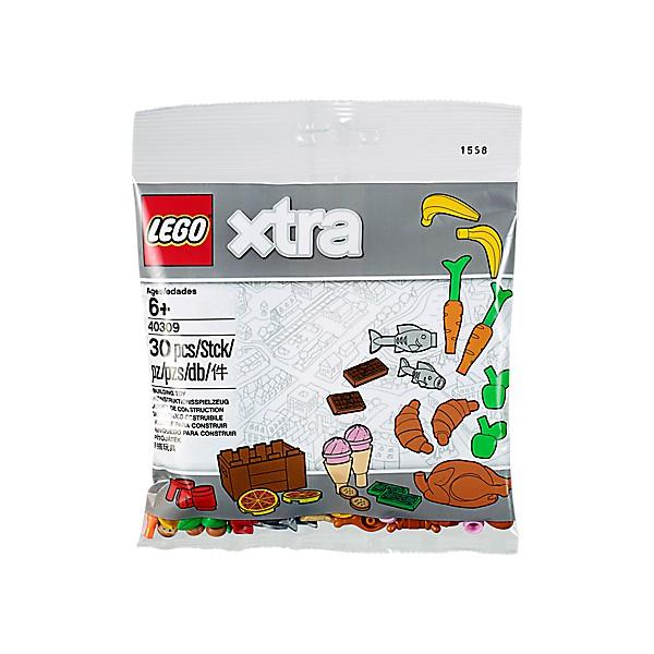 40309 LEGO Food Accessories - Phụ kiện đồ ăn LEGO