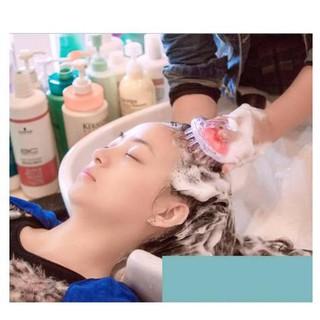 Lược Massage Đầu, Lược Gội Đầu Làm Sach Da Đầu, Tẩy Tế Bào Khi Gội Đầu thumbnail