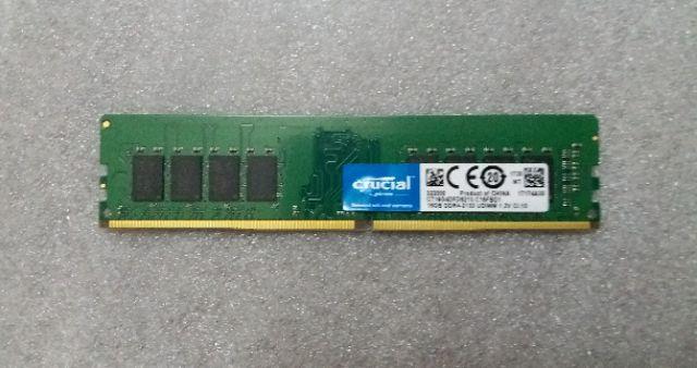 Ram máy tính DDR4 16G
