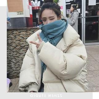 [HÀNG CÓ SẴN] Áo phao béo phong cách Hàn Quốc