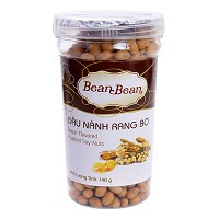Hũ Đậu Nành Rang Bơ Bean Bean (140g)