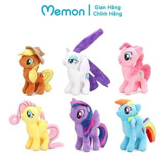 Ngựa Bông Pony Cao Cấp Memon thumbnail