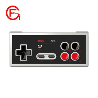 8Bitdo N30 Wireless Bluetooth Gamepad For Pc Mac Ns Switch Online Game Controller Support Turbo