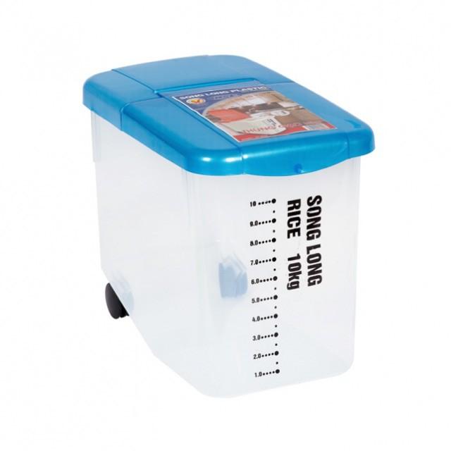 [SHOPEE TRỢ GIÁ] Thùng đựng gạo 15kg có bánh xe chính hãng Nhựa Song Long an toàn cho sức khỏe, kích thước 40*30*25 cm - 14110282 , 2160556574 , 322_2160556574 , 142500 , SHOPEE-TRO-GIA-Thung-dung-gao-15kg-co-banh-xe-chinh-hang-Nhua-Song-Long-an-toan-cho-suc-khoe-kich-thuoc-403025-cm-322_2160556574 , shopee.vn , [SHOPEE TRỢ GIÁ] Thùng đựng gạo 15kg có bánh xe chính hãn