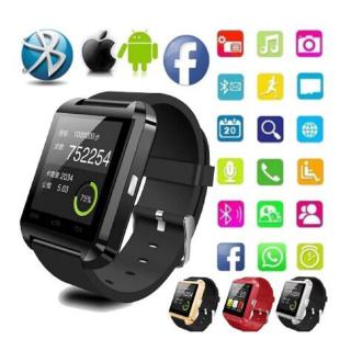 Đồng hồ thông minh U8 smart watch smartwatch kết nối bluetooth đo nhịp tim định vị trẻ em nghe gọi gps Chống nước